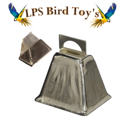 1 X-LARGE PARROT BELL